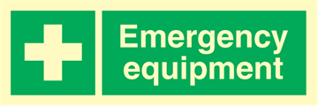 Emergency equipment - Emergency Signs