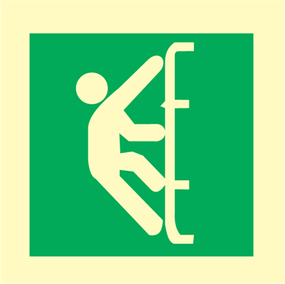 Emergency exit - IMO Signs