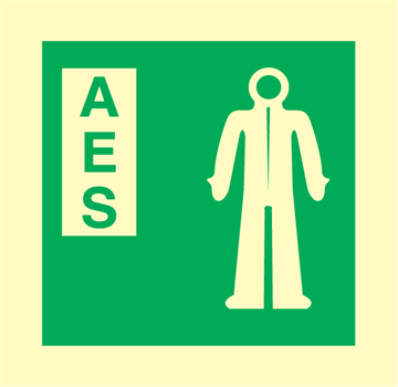 AES - IMO Signs